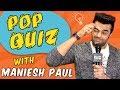 Maniesh Paul Gives Funny Full Forms In Pop Quiz   Baa Baaa Black Sheep