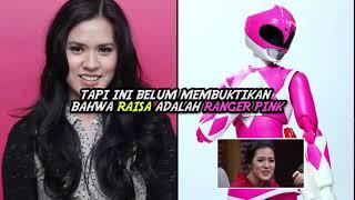 Ternyata Raisa Adalah Ranger Pink! - The Best of Ini Talk Show