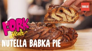 Get NYC's Most Famous Babka in Pie Form || Fork Yeah: Breads Bakery