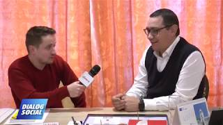 Dialog Social Victor Ponta 9 ianuarie  2019