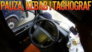 Pauza, kebab i tachograf cyfrowy | KrychuTIR™
