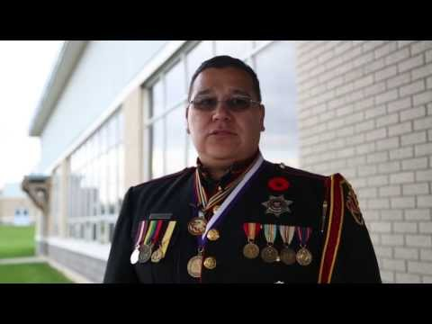 A Tribute To Our Heroes: Aboriginal Veterans Day (M.C. White)