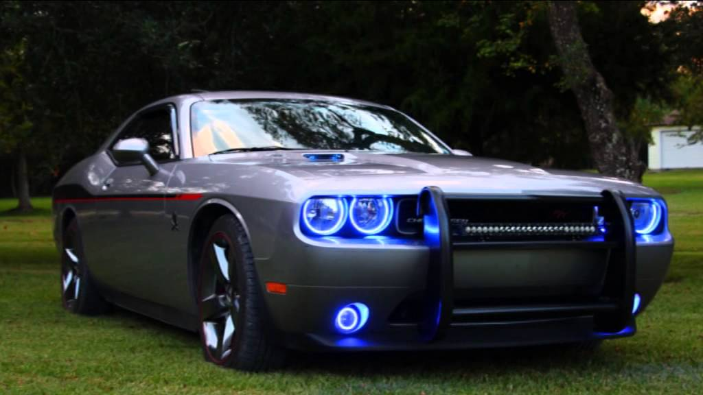 Easy install halos on my 2014 dodge challenger youtube easy install halos on my 2014 dodge challenger publicscrutiny Images
