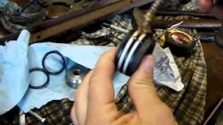 Rebuilding Hydraulic Cylinders