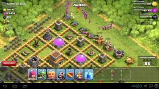 Clash of Clans Jonno's Clan vs Clan Update, Plus Resource Farming Plus Live Raid