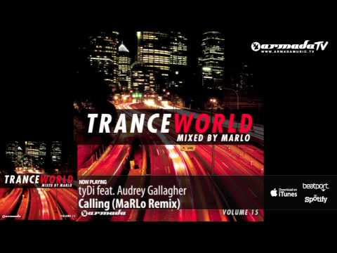 Out now: Trance World, Vol. 15 - Mixed by MaRLo