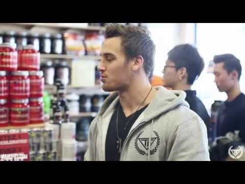 Weekend At Popeye's Supplement Store With Marc Fitt
