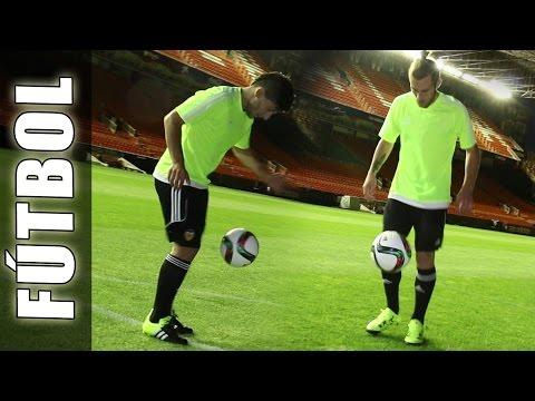 Prueba Adidas ACE 15 & X 15 En Mestalla, Valencia CF con Football Tricks Online