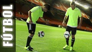 prueba adidas ace 15 x 15 en mestalla valencia cf con football tricks online