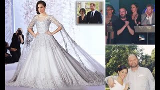 Meghan's £100,000 wedding dress revealed : Royal bride will wear hand-stitched - 247 News