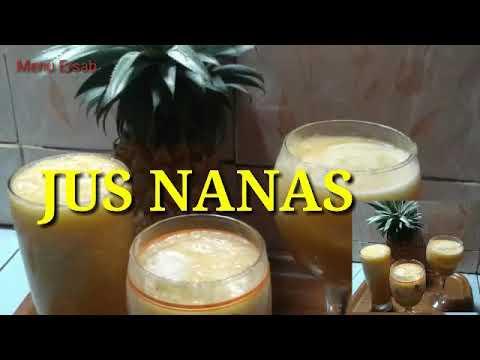 tips-membuat-jus-nanas-segar