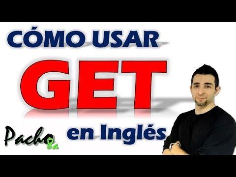 Download Aprende a usar el verbo GET en inglés con estas 3 bases