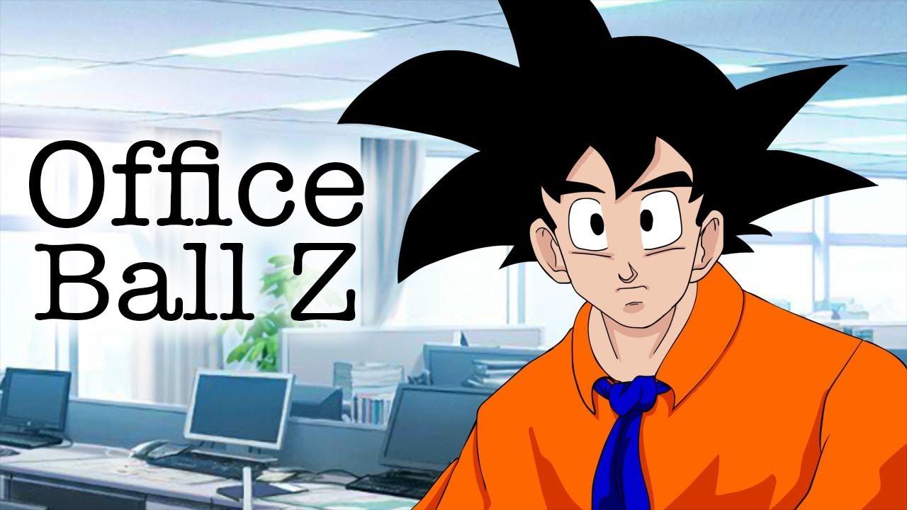 Office Ball Z (Dbz Parody)