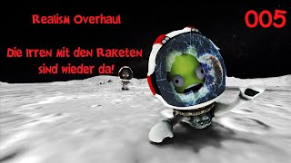 Kerbal Space Program RSS ► Runway verbugt? #05 ♦ [1080p@60] Let's Play Real Solar System 1.0.4
