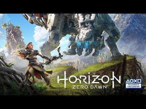 Zix plays Horizon Zero Dawn Live on PS4 Broadcast