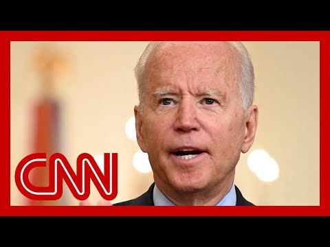 Biden defends pulling US out of Afghanistan as Taliban advances