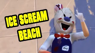 ICE SCREAM ROD GOES TO THE BEACH!!