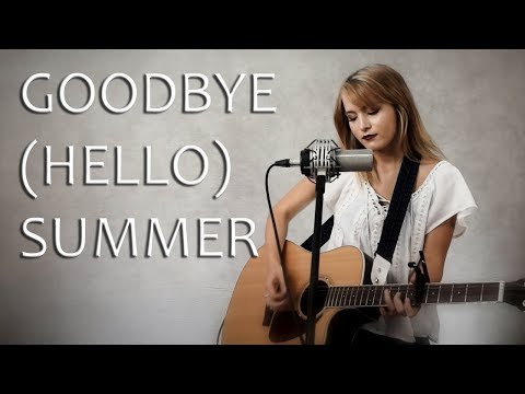 Goodbye (Hello) Summer - Danielle Bradbery, Thomas Rhett - Official Video - Jordyn Pollard cover