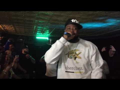 GHOSTFACE KILLAH Live in Stanhope New Jersey