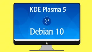 Debian 10 KDE review