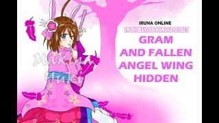 Iruna Online Enchanter Gear Review-1M Damage Secret (Gram and FAW Hidden)