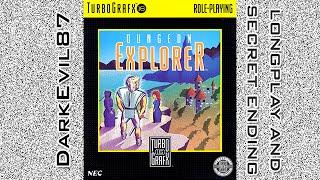 Dungeon Explorer - DarkEvil87's Longplays - Full Longplay and secret ending (TurboGrafx-16)