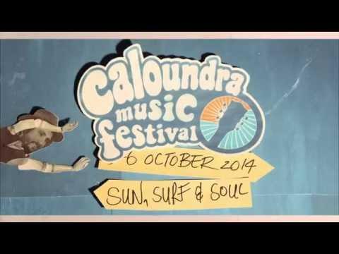 Caloundra Music Festival 2014 Lineup