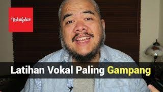 Latihan Vokal Paling Mudah dan Berguna