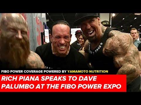 Rich Piana EXPLODES at FIBO Power 2017 (Powered by Yamamoto Nutrition)
