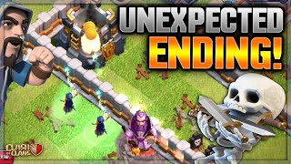 MOST UNEXPECTED ENDING...!