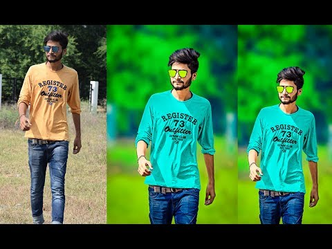 Photoshop Tutorial - Get Orginal DSLR Look In Photoshop CC -DSLR  Blur Effect