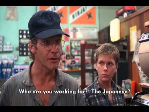 Harrison Ford vs. Jason Alexander