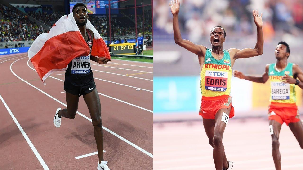 2019 IAAF World Championships: Men's 5,000 Meters Recap ...