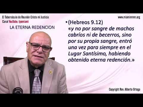 El Tabernáculo De Reunión Cristo Mi Justicia