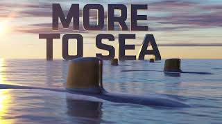 #MoreToSea - Submarines are built for endurance.