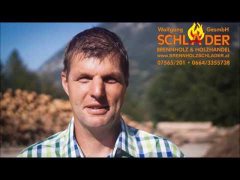 Brennholz Schlader - Persönliche Brennholzzustellung In Ganz Österreich