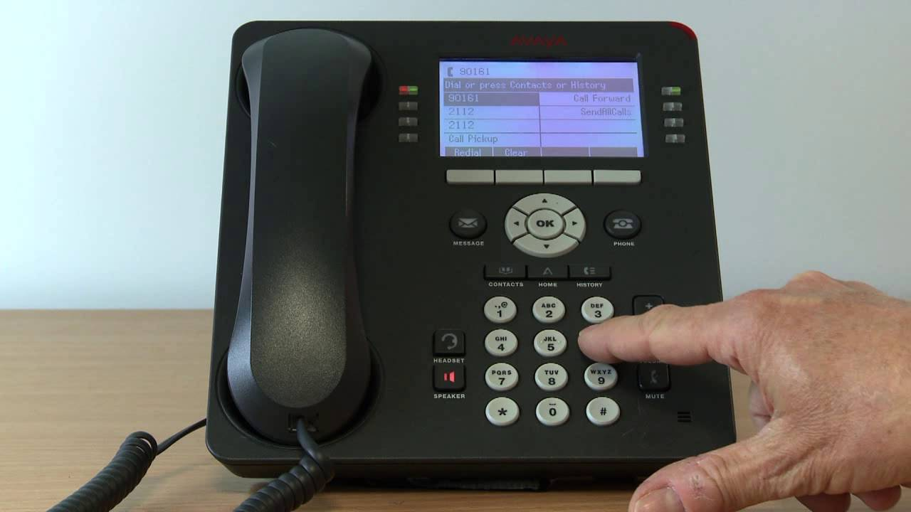 20 avaya telephone system how to call forward on the 9608 youtube rh youtube com Avaya 9508 Avaya Phone System User Manual