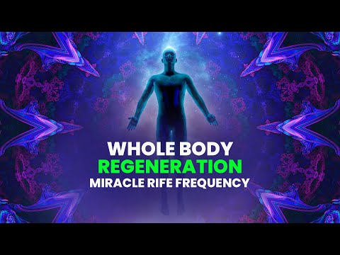 "Whole Body Regeneration - Miracle Rife Frequency Binaural Beats Isochronic Tones ""Cure All"" 1 Hour"