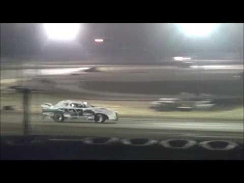 Tyler Sistrunk Motorsports - North Florida Speedway - Heat Race Win - 11-25-2016