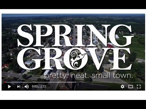 Welcome to Spring Grove, MN!