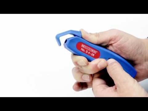 WEICON S 4-28 stripping knife
