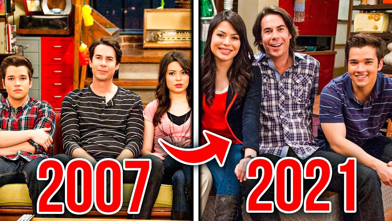 When the show initially aired, Spencer was 26, and now, Carly is 26 in the reboot