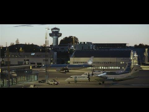 Sandefjord Lufthavn Torp 2017