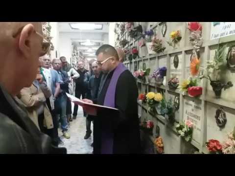 L'orazione funebre per Vivirito: che cosa ha detto veramente don Orlando