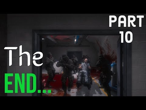 OUTLAST - PART 10 - THE END