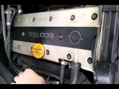 опель омега б x20xev цокот в двигателе