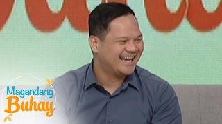 Magandang Buhay: Bayani Agbayani on his education