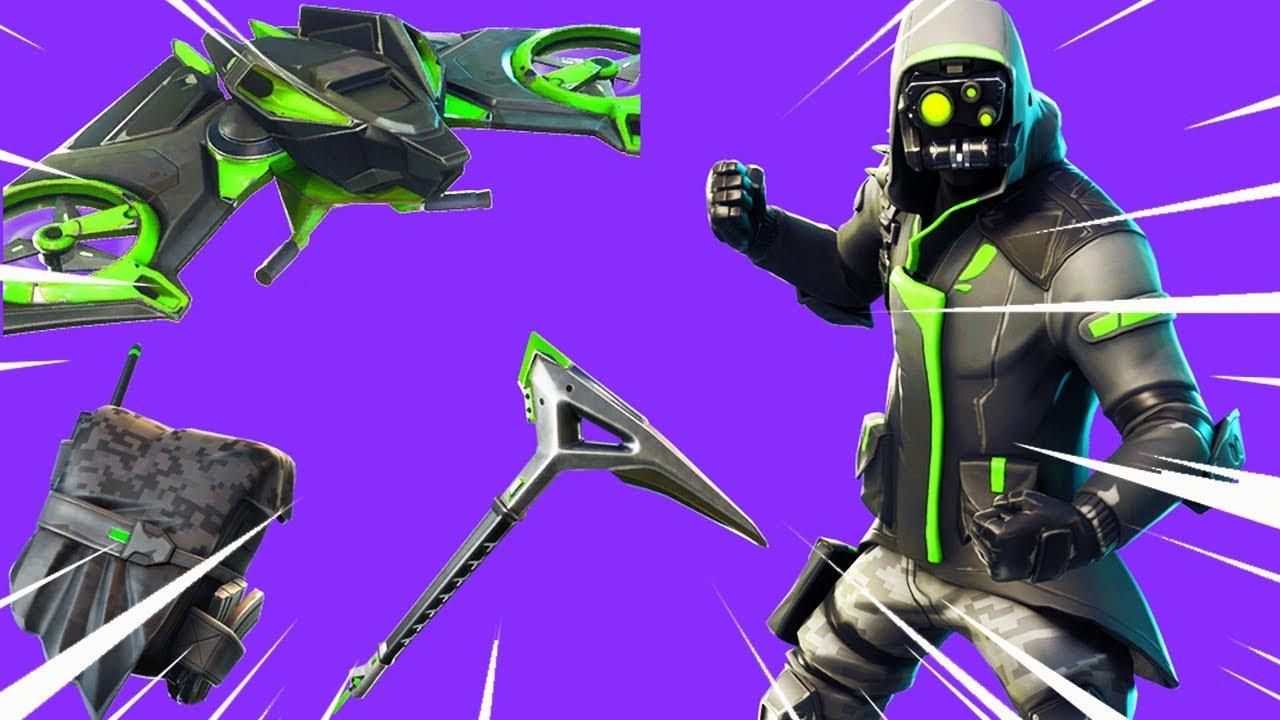 Fortnite Skin Twitch Prime 3 | bioportal me