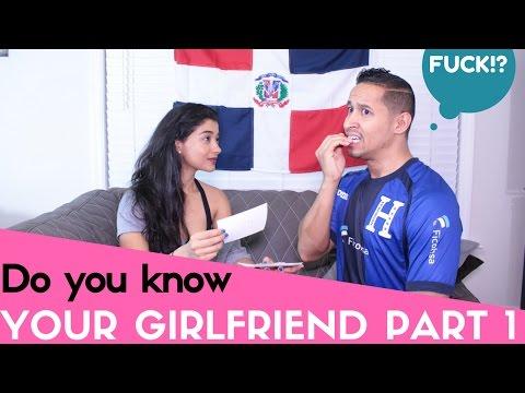 Dominican Understanding His Honduran Girlfriend ( relationship goals )