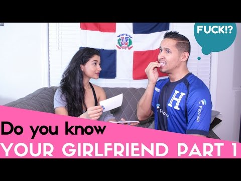 Dominican Understanding His Honduran Girlfriend ( Relationship Goals )